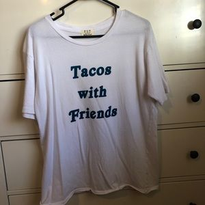 Tacos with Friends Graphic Tee